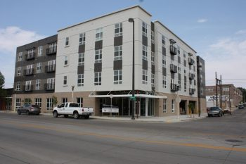 Senior apartment housing opens in downtown Bismarck